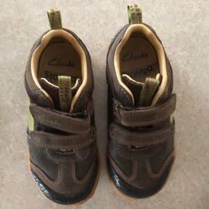 Clark's little shoes